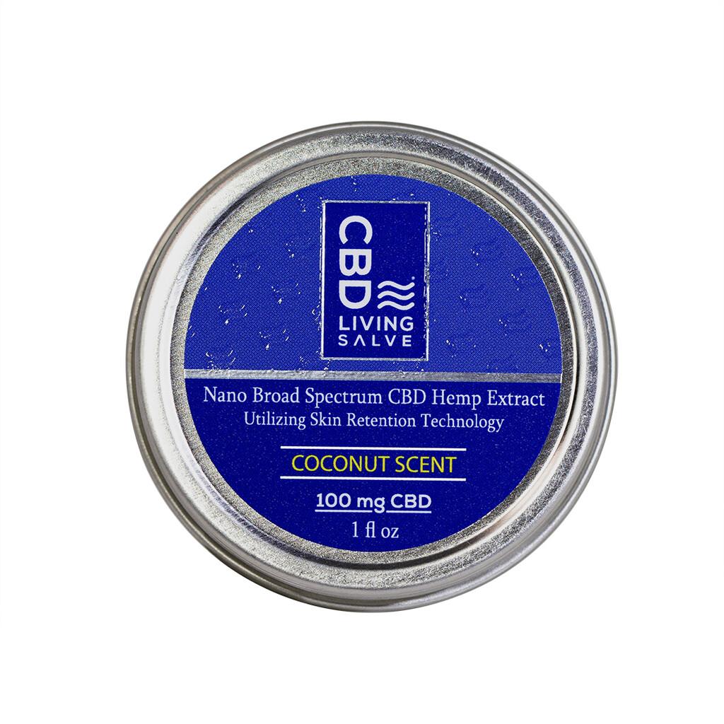 CBD Living - Salve 100mg CBD