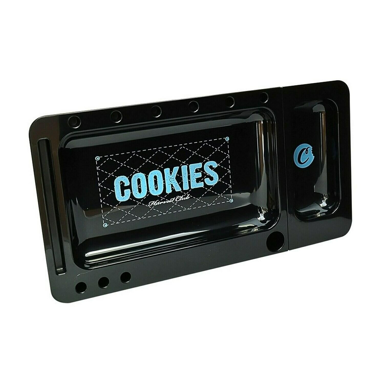 Cookies - Rolling tray black