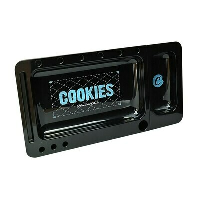 Cookies - Rolling tray black