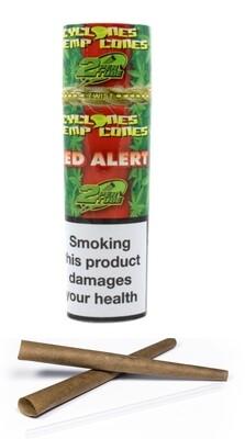 Cyclones - Hemp cones red alert