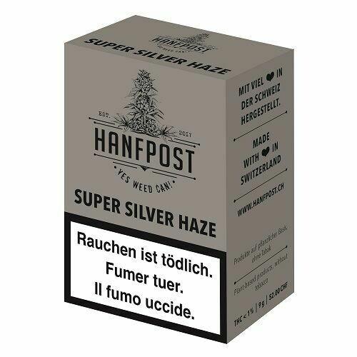 HANFPOST - SUPER SILVER HAZE 9gr