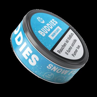BUDDIES by Swiss Harvest - SNOW FLAKES 3gr