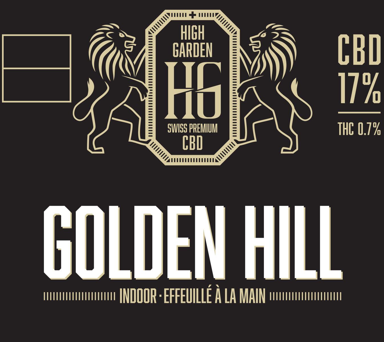 HIGH GARDEN - GOLDEN HILL 16.7Gr