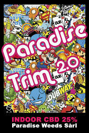 PARADISE WEEDS - PARADISE TRIM 2.0  15gr