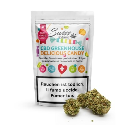SWISS BOTANIC - DELICIOUS CANDY 10gr