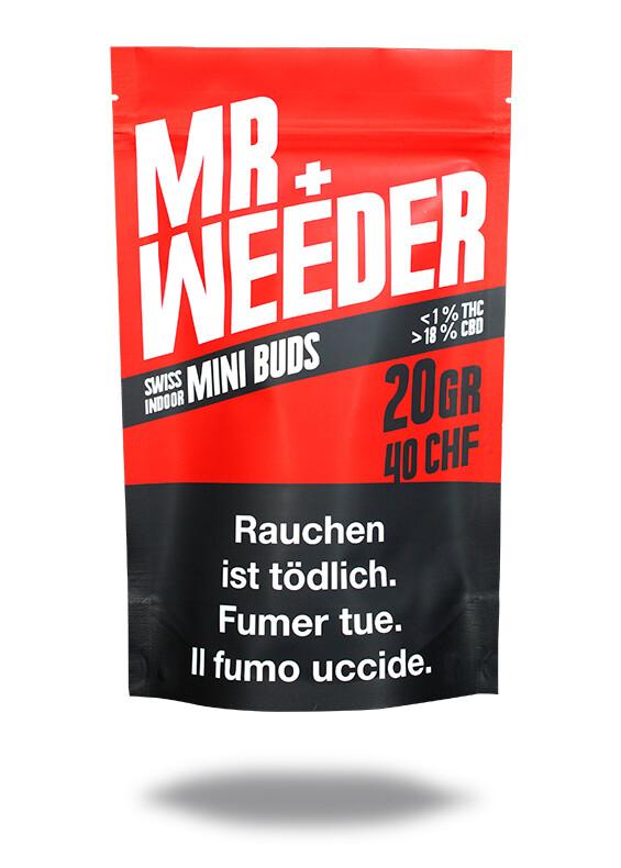 Mr.WEEDER - MINI BUDS 20gr