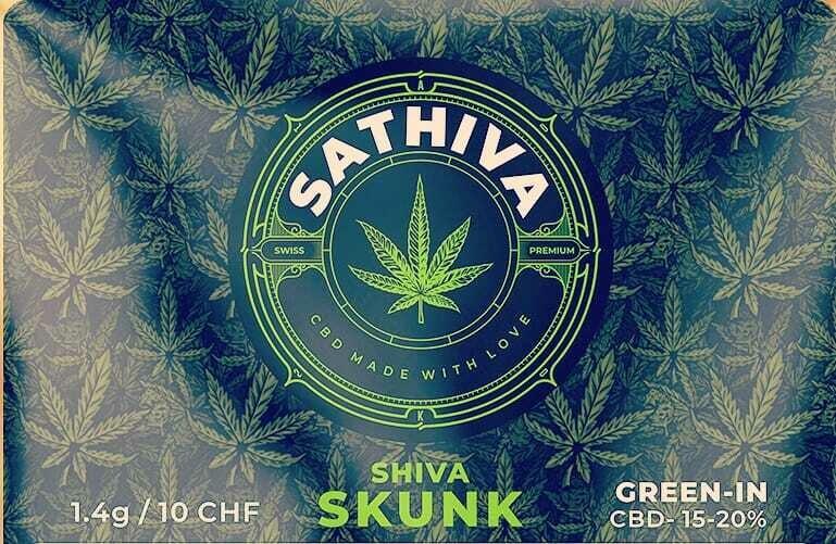 SATHIVA - SHIVA SKUNK 10gr