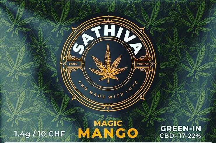 SATHIVA - MAGIC MANGO 12gr