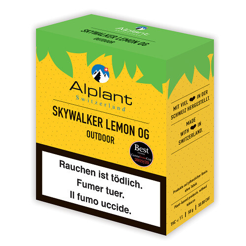ALPLANT - SKYWALKER LEMON OG Outdoor 50gr
