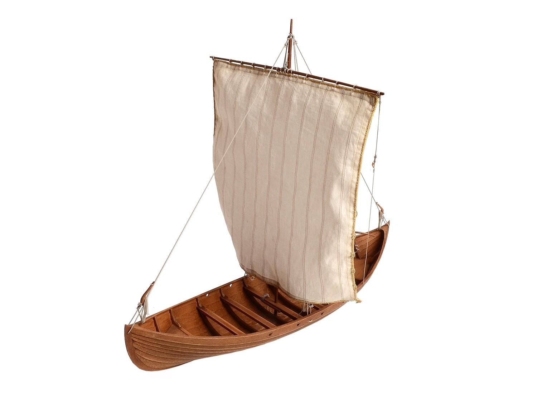 Slavik boat Beliy kon 1:48
