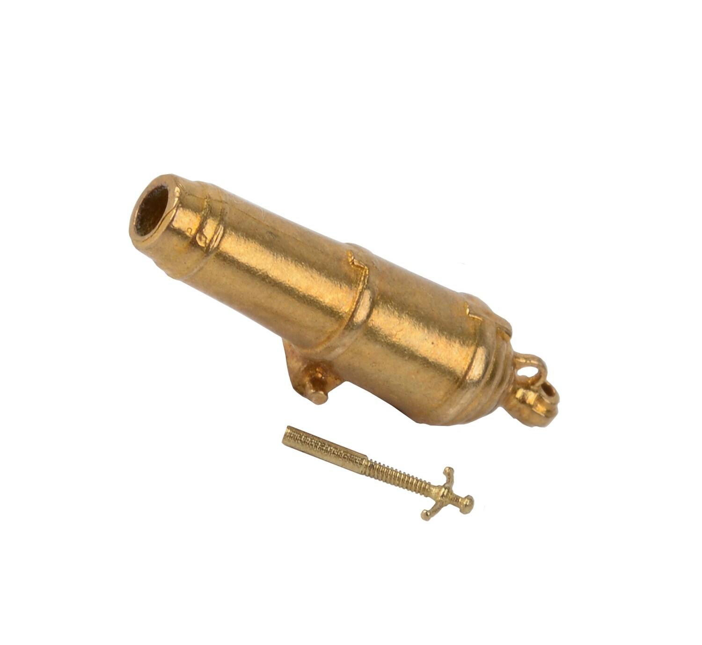 Carronade 20mm with screw bronze