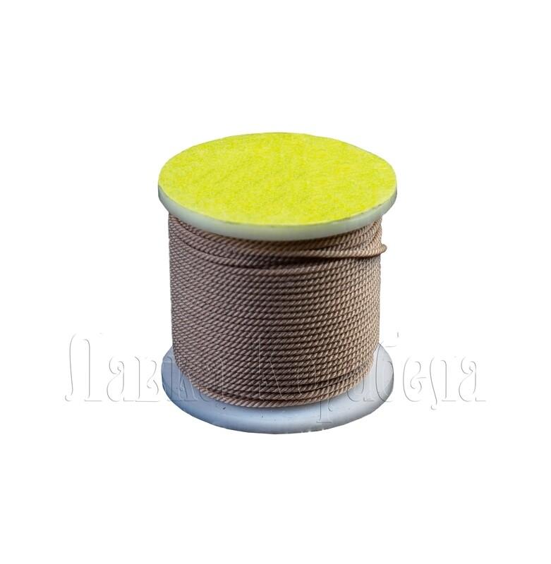 Handmade rope beige