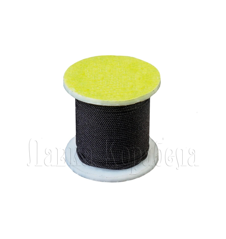 Handmade rope black