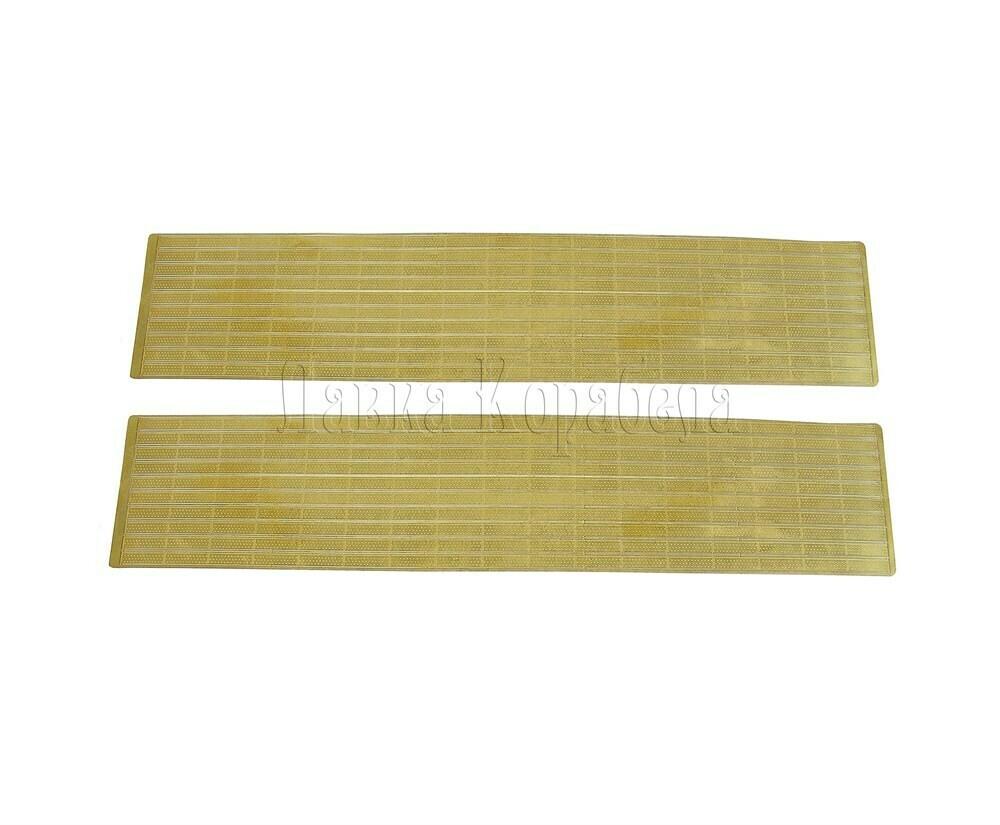 Sheathing sheets XVII-XIX centuries 1:72 scale