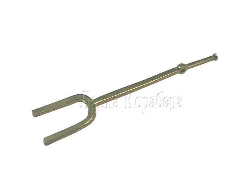 Flagstaff 40mm brass