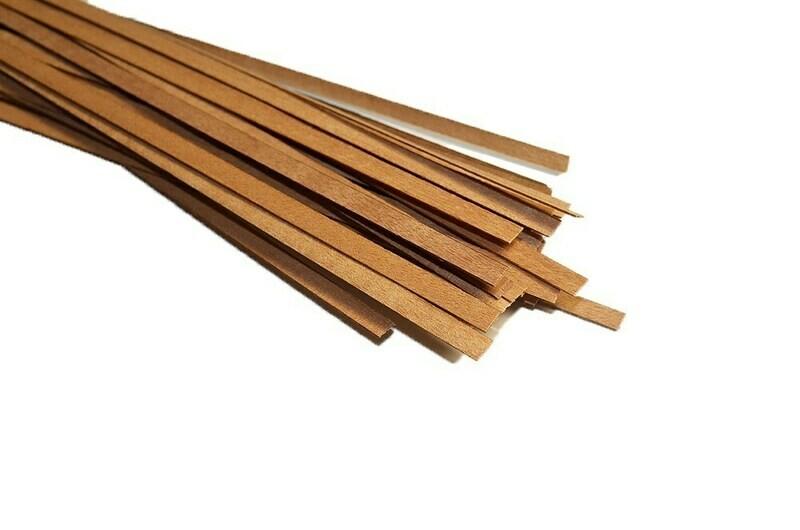 Anegri slats, thickness 0.5mm 5pcs