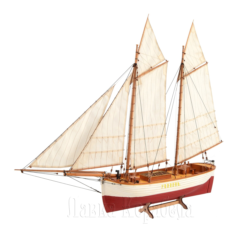 "Imperial Yacht ""Uvalen"" 1:48"