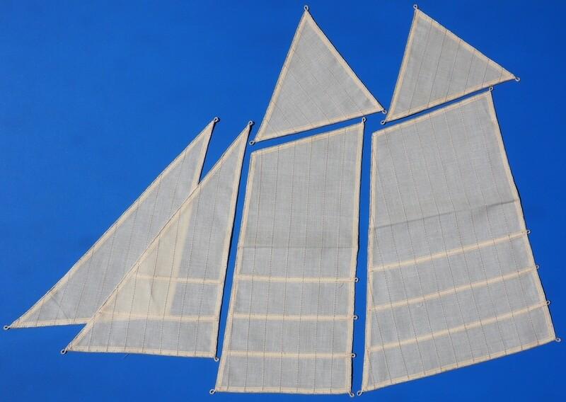"Sails Imperial Yacht ""Uvalen"" 1:48"