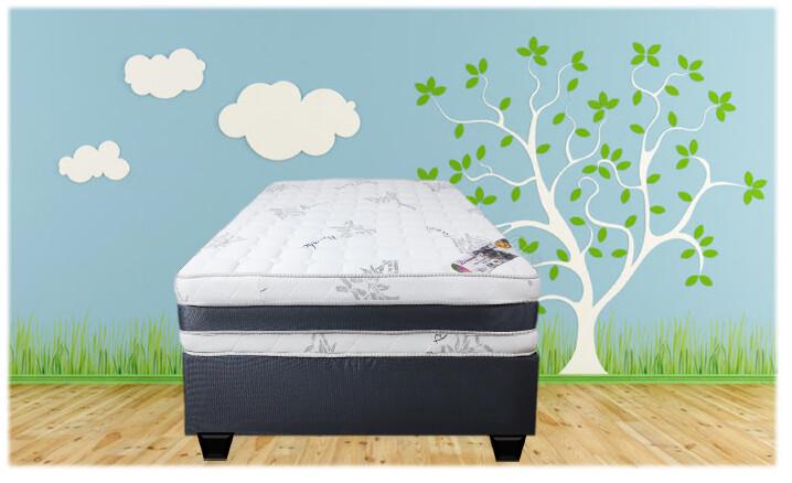 DREAM SENSATION BED - THREE QUARTER