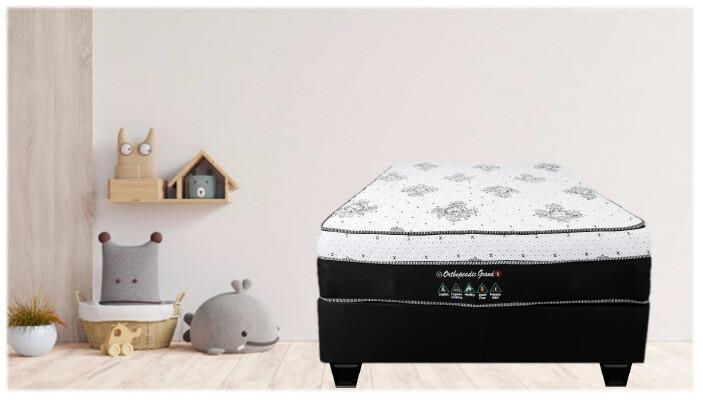 ORTHOPEADIC GRAND BED - SINGLE