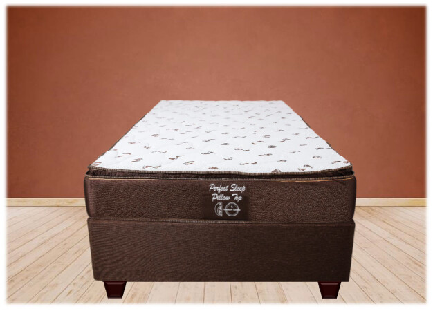 PERFECT SLEEP BED - THREE QUARTER