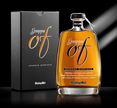 Grappa OF Bonollo Amarone (al bicchiere)