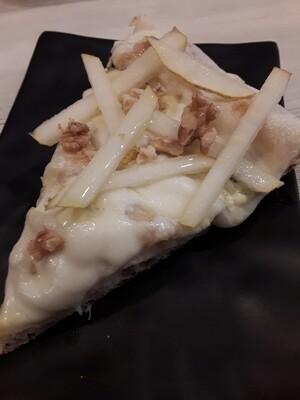 G 1 : Fiordilatte,Gorgonzola piccante, pere,noci e miele