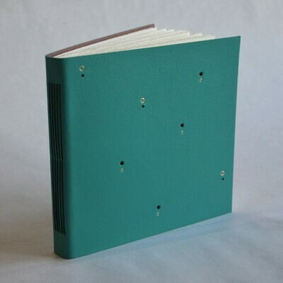 Watercolour Sketchbook Blue