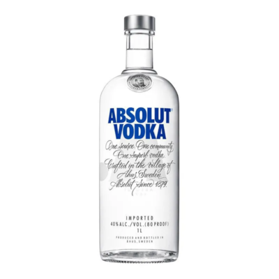 Aboslut Vodka 375 ml