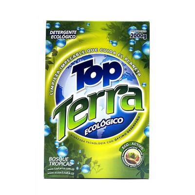 Detergente en Polvo Bosque Tropical