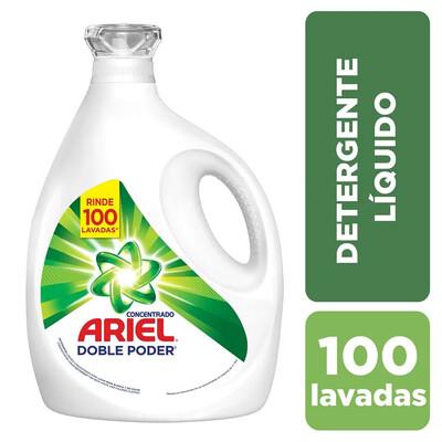 Detergente Líquido Doble Poder