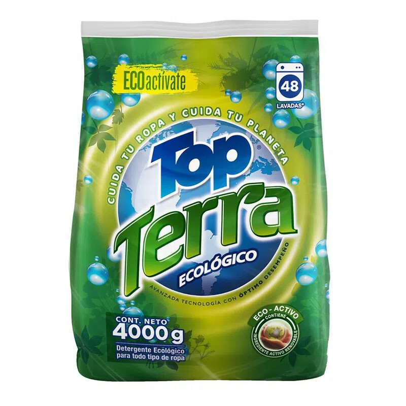 Detergente en Polvo Bosque Tropical