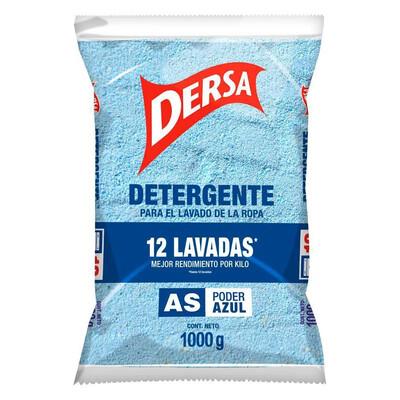 Detergente en Polvo Poder Azul