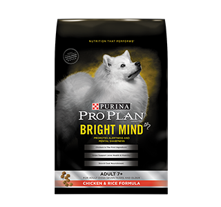 Bright Mind Adult 7+ Chicken and Rice Formula