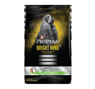Bright Mind Adult 7+ Small Breed Fórmula