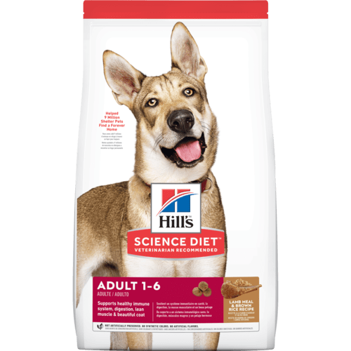 Adult Lamb Meal & Brown Rice Recipe dog food