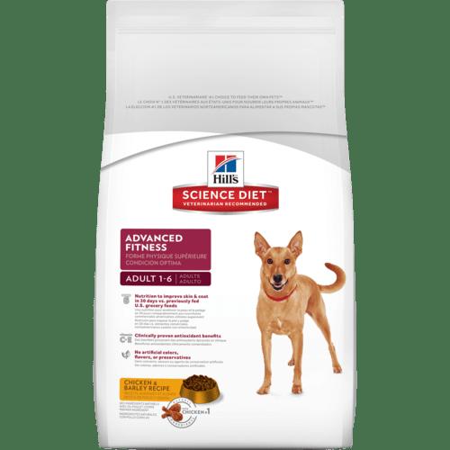 Adult Advanced Fitness Original Dog Food