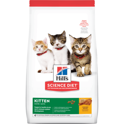 Kitten Chicken Recipe