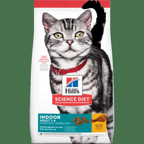 Adult Indoor cat food