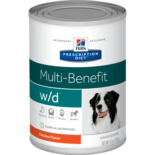 w/d® Multi-Benefit Canine