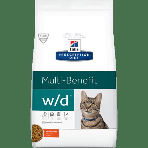 w/d® Multi-Benefit Feline