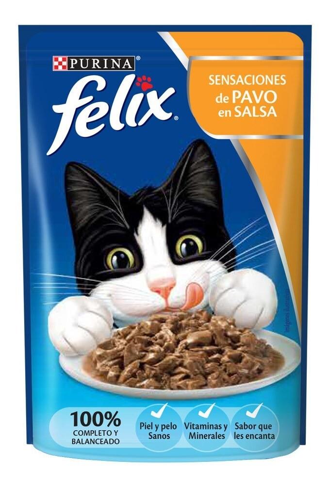FELIX SENSACIONES DE PAVO EN SALSA