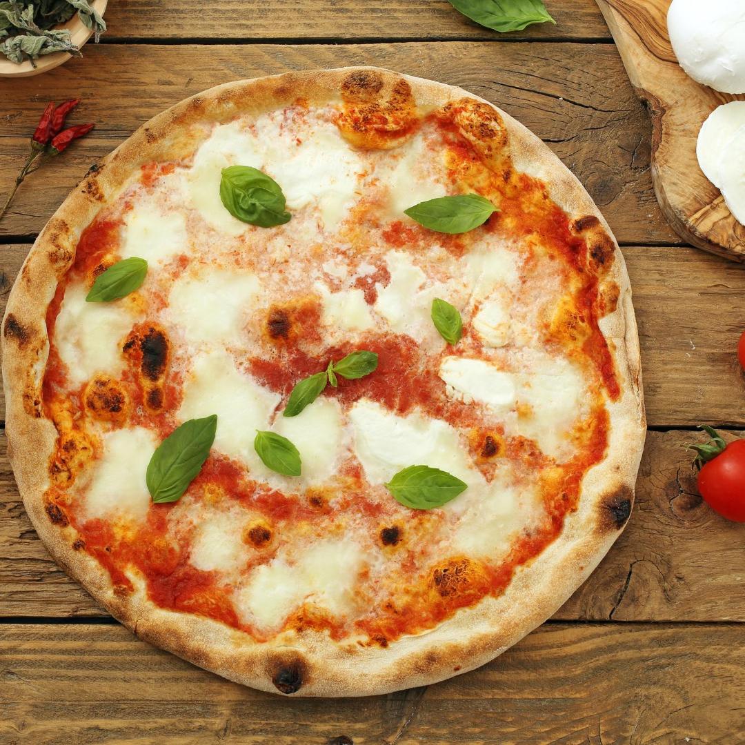 Pizza Margarita 2x1