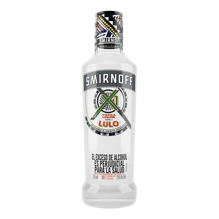 Vodka con Lulo 1 Lt