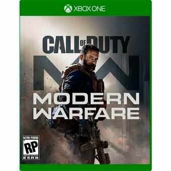 Call Of Duty Modern Warfare Xbox One En Ingles