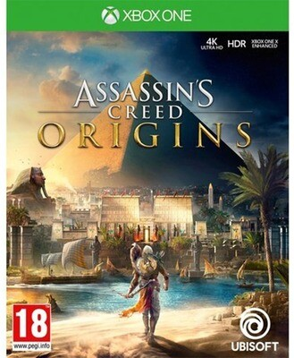 Assassins Creed Origins Juego Xbox One