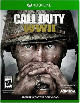 Call Of Duty WW2 Juego Xbox One