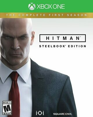 Hitman The Complete First Season Xbox One