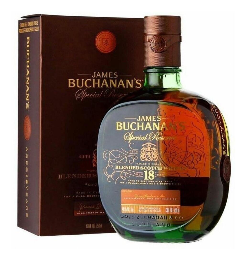 Buchanan's 18 años 750 ml