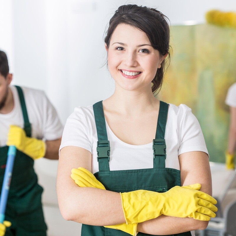 Personal de Aseo y Limpieza